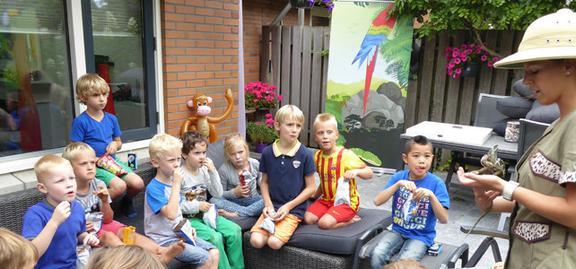 Jungle kinderfeestjes