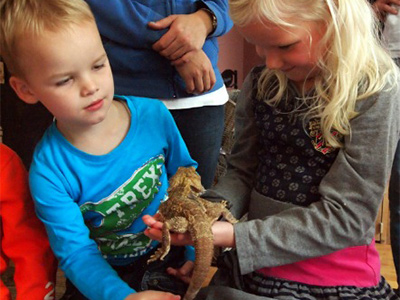 Kinderfeest-thuis-met-reptielen
