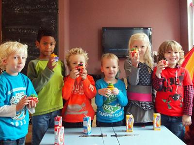 bedrijfsopvang voor kinderen
