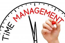 Management Module 1: Time Management